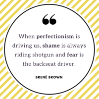 Joy and Perfectionism